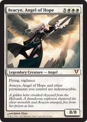 Avacyn, Angel of Hope on Ideal808