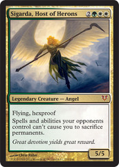 Sigarda, Host of Herons on Channel Fireball