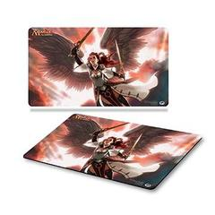 Ultra Pro Avacyn Restored Playmat - Gisela, Blade of Goldnight on Channel Fireball