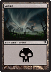 Swamp (236) - Foil on Ideal808