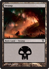 Swamp (237) - Foil on Ideal808