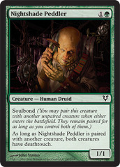 Nightshade Peddler - Foil on Ideal808