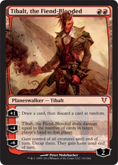 Tibalt, the Fiend-Blooded - Foil on Ideal808
