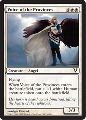 Voice of the Provinces - Foil