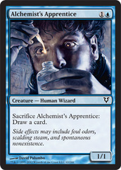 Alchemist's Apprentice - Foil on Channel Fireball