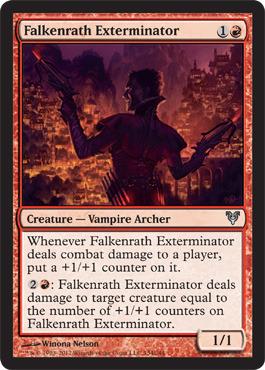 Falkenrath Exterminator - Foil
