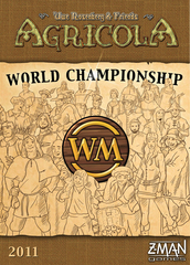 Agricola: World Championship Deck - 2011