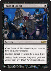 Feast of Blood (IDW Promo) on Channel Fireball