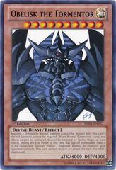 Obelisk the Tormentor - BP01-EN021 - Rare - 1st Edition
