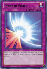 Mirror Force - BP01-EN048 - Rare - 1st Edition