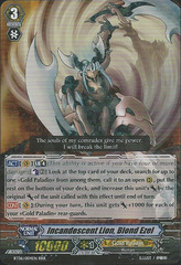 Incandescent Lion, Blond Ezel - BT06/004EN - RRR