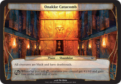 Onakke Catacomb on Channel Fireball