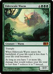 Elderscale Wurm - Foil