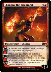 Chandra, the Firebrand on Ideal808