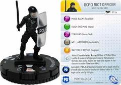 GCPD Riot Officer (011)