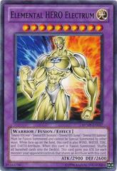 Elemental HERO Electrum -RYMP-EN017 - Common - Unlimited Edition