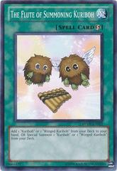 The Flute of Summoning Kuriboh - RYMP-EN022 - Common - Unlimited Edition