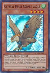 Crystal Beast Cobalt Eagle - RYMP-EN045 - Super Rare - Unlimited Edition