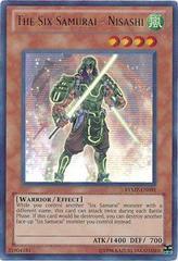 The Six Samurai - Nisashi - RYMP-EN091 - Ultra Rare - Unlimited Edition