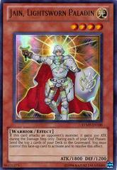Jain, Lightsworn Paladin - RYMP-EN100 - Ultra Rare - Unlimited Edition