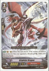 Brightjet Dragon - TD06/007EN on Channel Fireball