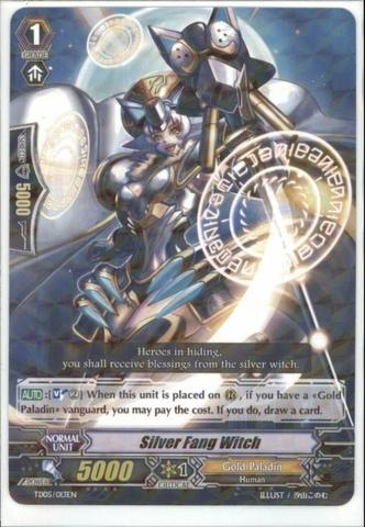 Silver Fang Witch - TD05/013EN