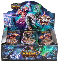 Throne of the Tides Booster Box