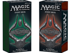 Magic 2013 Event Decks: Set of 2 on Channel Fireball