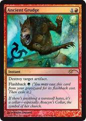 Ancient Grudge - Foil FNM 2012