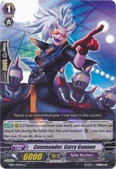 Commander, Garry Gannon - EB03/025EN - C on Channel Fireball