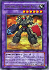 Elemental Hero Rampart Blaster - EEN-EN033 - Ultra Rare - 1st Edition