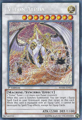 Vylon Alpha - HA06-EN022 - Secret Rare - 1st Edition