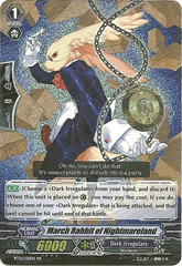 March Rabbit of Nightmareland  - BT03/011EN - RR on Channel Fireball