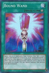 Bound Wand - GAOV-EN051 - Super Rare - Unlimited Edition on Channel Fireball