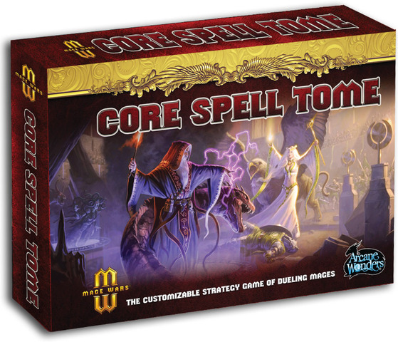 Mage Wars - Core Spell Tome