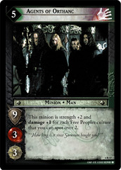 Agents of Orthanc - Foil