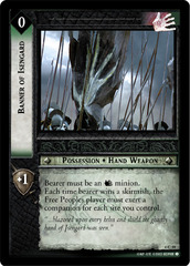 Banner of Isengard - Foil