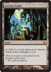 Ancient Tomb - Foil on Channel Fireball