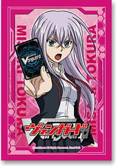 Cardfight! Vanguard Vol. 12 Misaki Tokura Sleeves (53ct)