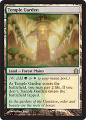 Temple Garden on Channel Fireball