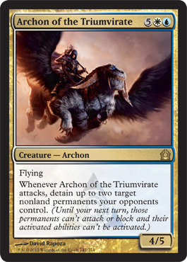 Archon of the Triumvirate - Foil