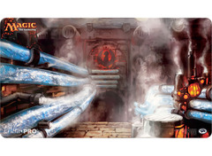 Ultra Pro Return to Ravnica Playmat - Steam Vents on Channel Fireball