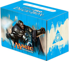 Ultra Pro Return to Ravnica Sideloading Deck Box - Azorius