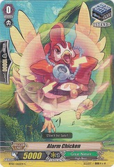 Alarm Chicken - BT07/062EN - C on Channel Fireball