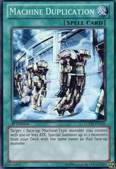 Machine Duplication - LCYW-EN145 - Super Rare - 1st Edition