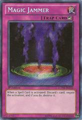 Magic Jammer - LCYW-EN153 - Secret Rare - 1st Edition