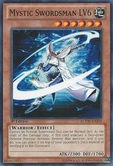 Mystic Swordsman LV6 - LCYW-EN202 - Common - 1st Edition