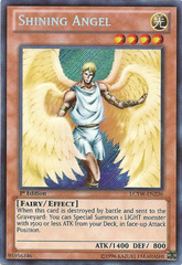 Shining Angel - LCYW-EN236 - Secret Rare - 1st Edition