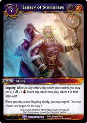 Legacy of Stormrage