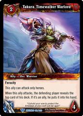 Takara, Timewalker Warlord